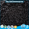 Wholesale seafood high quality black frozen flying fish roe