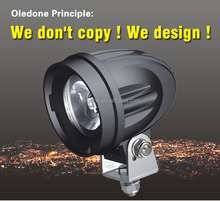 Oledone easy install motocycle led driving light offroad waterproof IP68WD-1L10