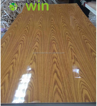 Melamine Laminated Particle Board For Furniture