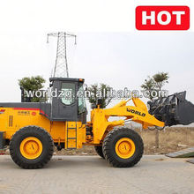 china 5 ton wheel loader zl50f / 5 ton wheel loader zl50f W156 with 4m3 bucket