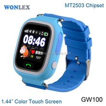 GPS smart baby watch Q90 Touch Screen WIFI Positioning Smart Watch Children SOS Call Location Finder Device Anti Lost Monitor