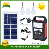 newest portable solar lighting kits for africa Radio and mp3 and fan