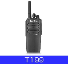 Inrico T199 gps ham radio made in china walkie talkie with gps