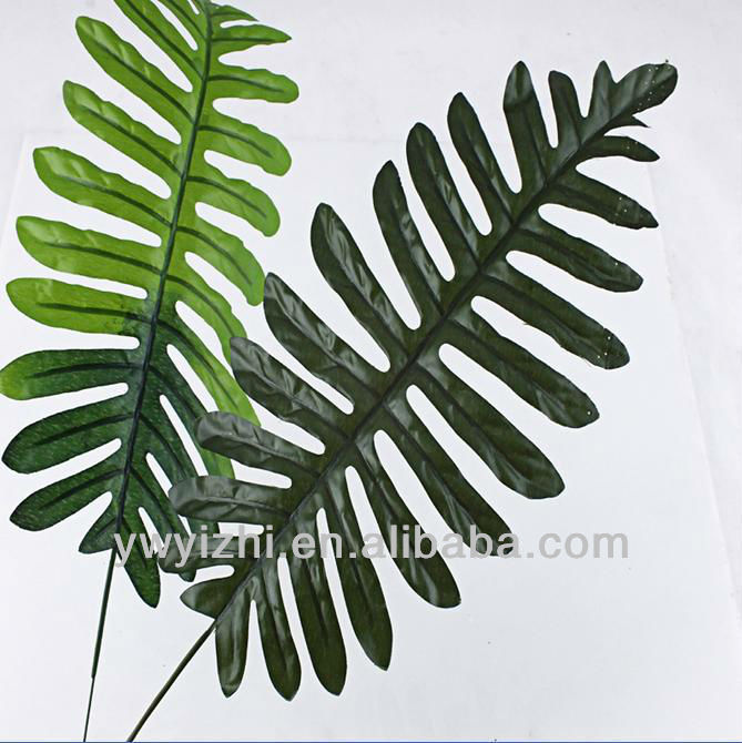 Hot sale High quality artificial leaves/fake leaves