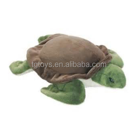 Big size simple style sea animals plush toys turtle