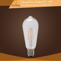 Energy Saving Led Edison Bulb Made in China ,Dimmable Auto st64 E27 Led Bulb