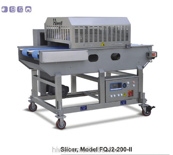 big fresh slamon fish Meat Slicing Machine FQJ2-200-II