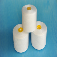 polyester spun sewing thread trade