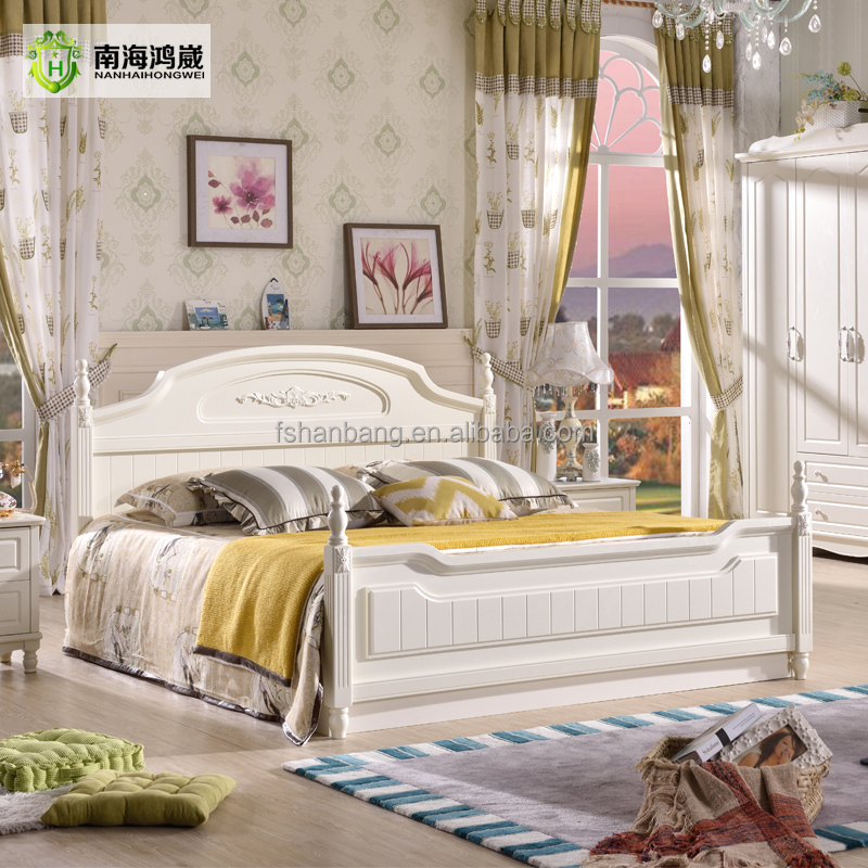 Wholesale White Bedroom Set English Country Style Furniture Buy