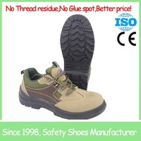 Latest design comfortable working safety shoes footwear