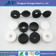 Plastic Nylon Head Cap Screw Cover