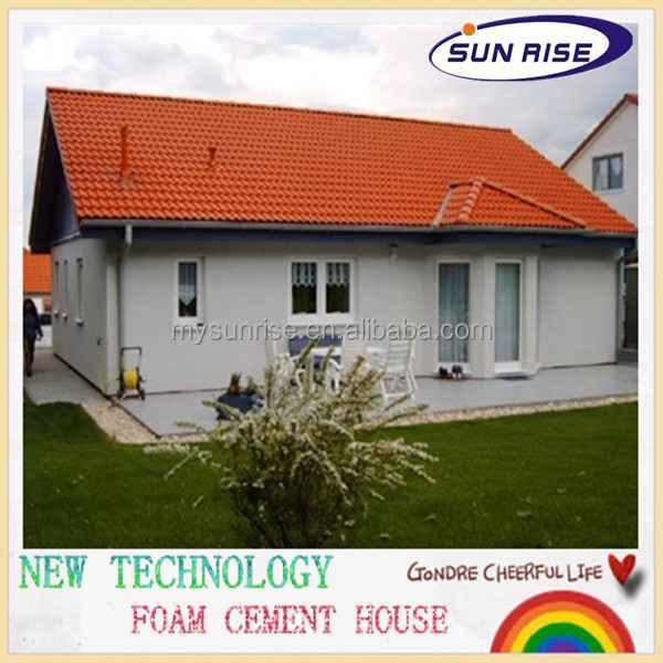 2014 SGS testing New design mobile home containers manufacturer for sale