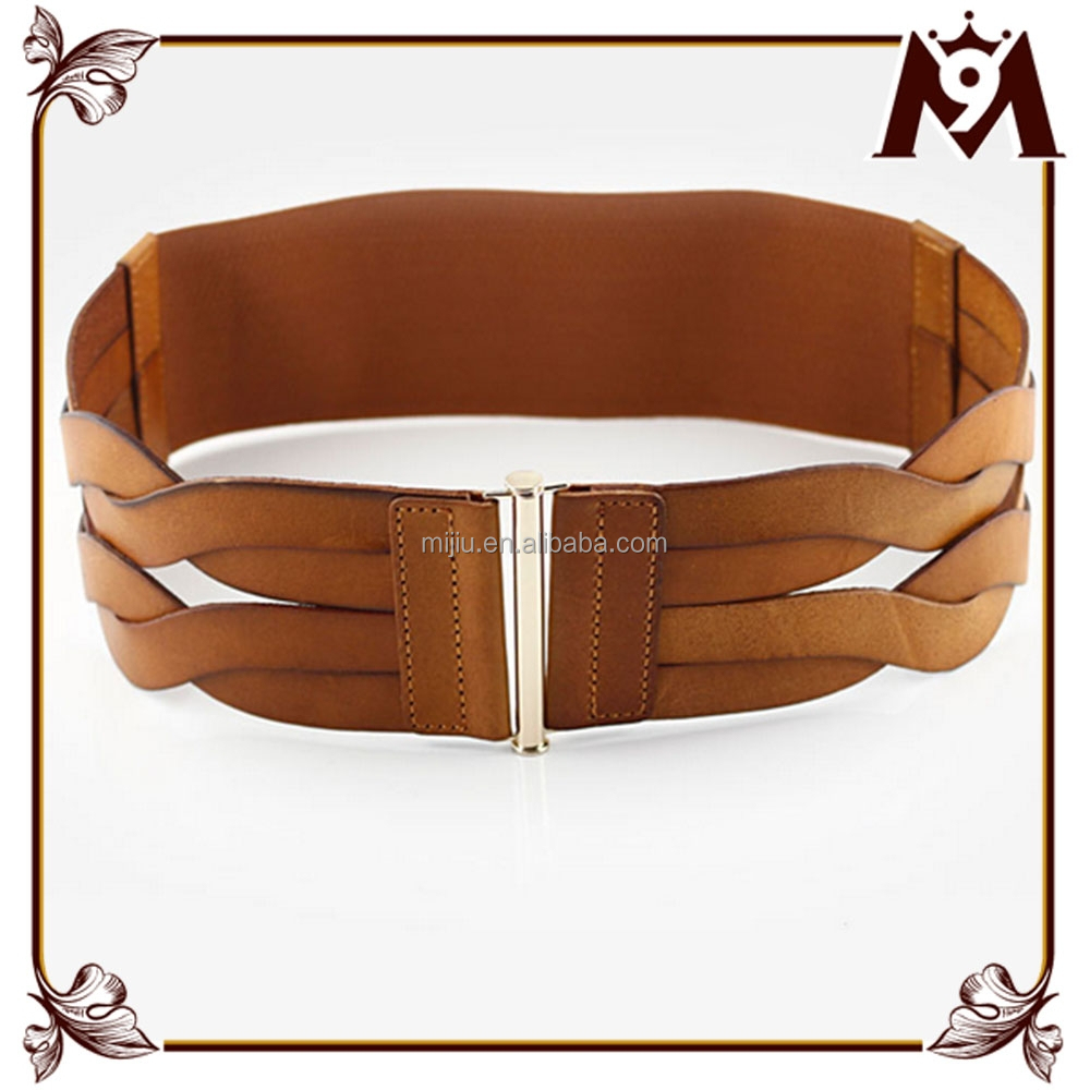 2015 new fashion belt genuine cowhide leather belt for women vietnam export products