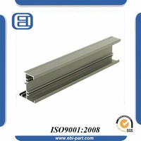High Performance T3-T8 Temper Greenhouse Aluminum Profile