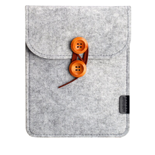 alibaba china suppliers simple grey felt tablet case 7.9 inch