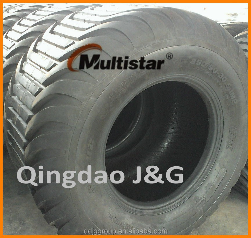price for 30.5inch high flotation tyres 850/50-30.5 650/60-30.5