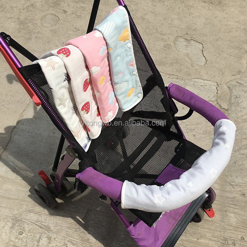 NEW Hot sale soft kids cloth baby carriage towel