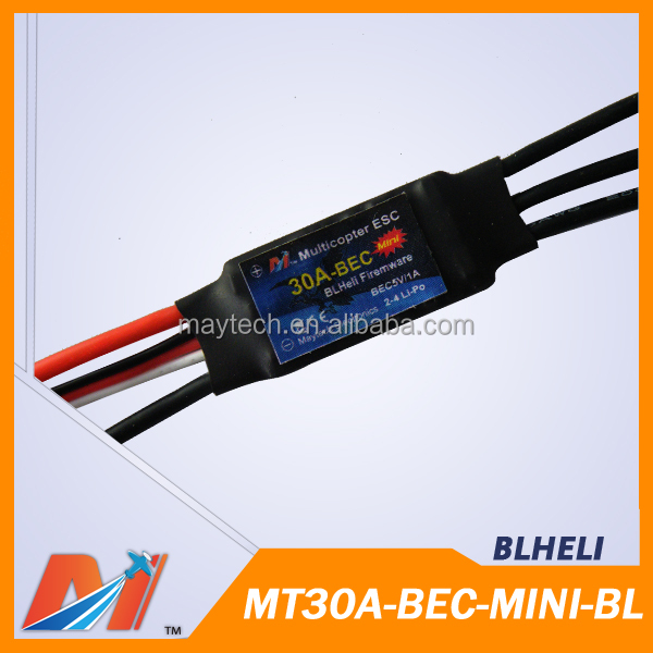 Maytech Electric Speed Controller esc BLheli 30A 4S BEC MINI for quadcopter kit