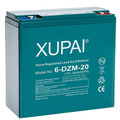 XUPAI lead acid battery short circuit for e-bike