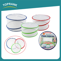 pop up food cover / 3pcs mesh food cover