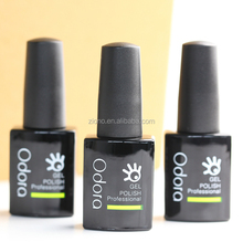 top coat and base coat soak off UV gel nail polish professional OEM private logo gel polish
