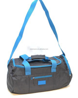 Mens Duffle Sports Gym Holdall Travel Bag