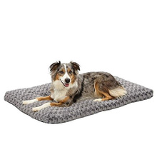 Washable Comfort Swirl Deluxe Dog Bed Pet Mattress Pad