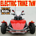 7kW Electric Three Wheel Scooter
