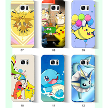 Payment terms L/C Pokemon mobile phone case for samsung s5 s6 s6 edge phone case cell phone case