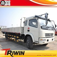 hot sale 160hp 4x2 DFA1160L11D7 cheap lorry truck 10t cargo truck dimensions for sale
