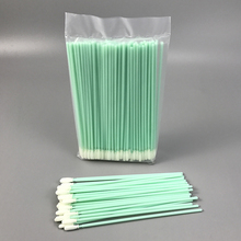 With Long Handle TX740B Dustless Cleanroom Esd Foam Tipped Cleaning Swabs