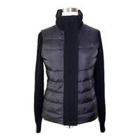Each Piece In One Ploybag Medium Style Padded Down Jacket