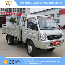 ShiFeng 4x2 new and stock gasoline and diesel shifeng mini cargo truck