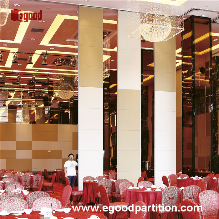 quality sound isolation operable partition wall soundproof wall panels