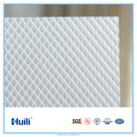 Huili 3mm Polycarbonate Prismatic Diffuser for Light LED