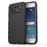 Slim armor case waterproof shockproof cell phone case wholesale for Samsung Galaxy S6 cover Baby Bear