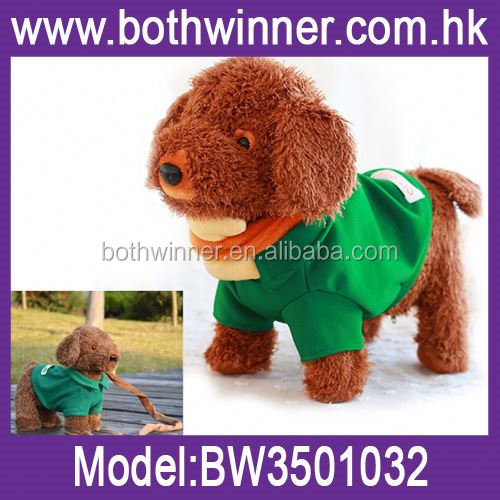 Puppy electronic plush toys ,H0T082 electronics toys dog for sale