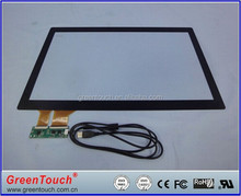 GreenTouch Touch monitor 21.5 inch wide capacitive touch screen panel