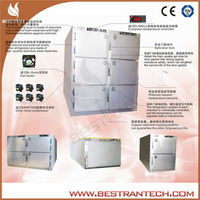 BT-RMF6 morgue six corpses refrigerator mortuary equipment 6 body