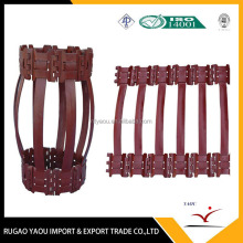 API drilling bow spring Single Piece casing Centralizer