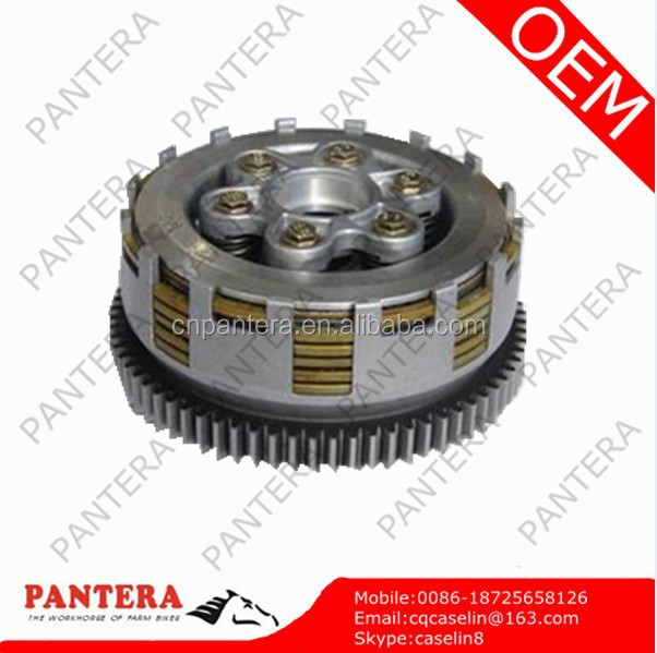 PTCH-001 Motorcycle Factories Spare Parts China Clutch GS125
