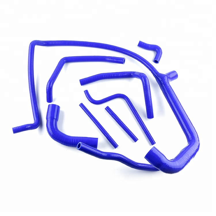 Blue Racing Silicone Full Coolant <strong>Hoses</strong> for Land Rover Defender 300TDI 300 TDI