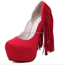 Z56396B latest dress designs ladies high heel shoes wedding party women' shoes