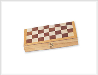 RS-102 international antique yellow chess box