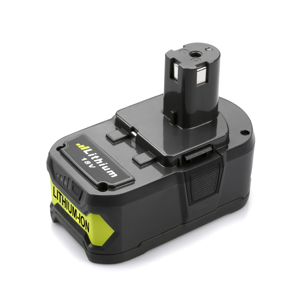 Replacement Ryobi 18V 4.0Ah Lithium battery power tool battery pack