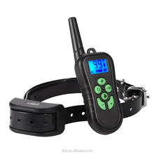 On Sell 3 Dogs Control 300M Remote Shock Dog Training Collar Factory