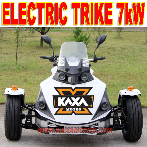 3 Wheels Tricycle Electric Motor 7kW