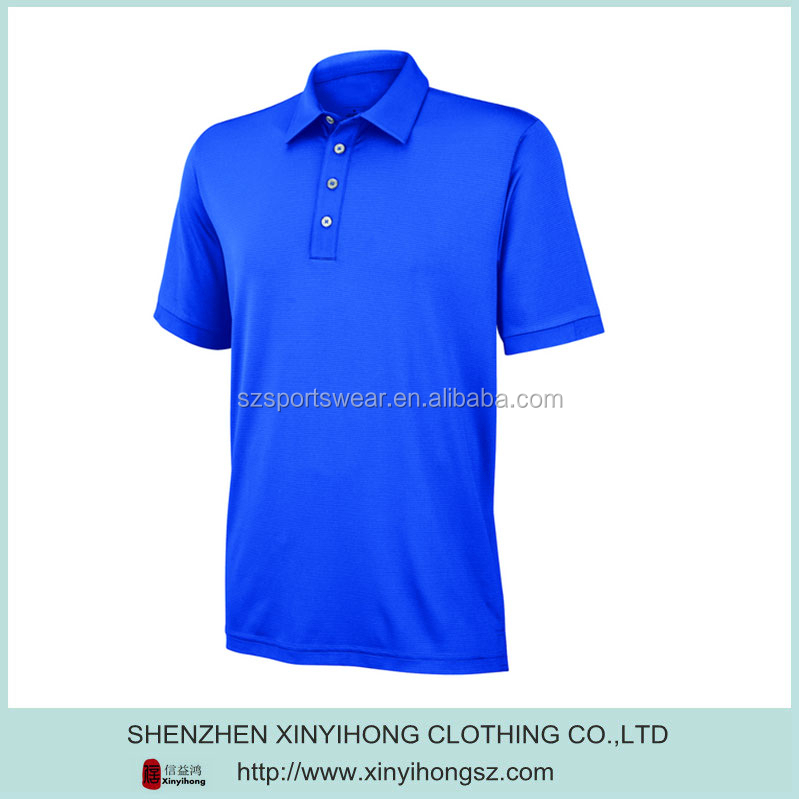 blue t shirt short sleeve polo shirt for men make you more Vigorous