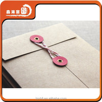 2016 good quality factory price card envelope box