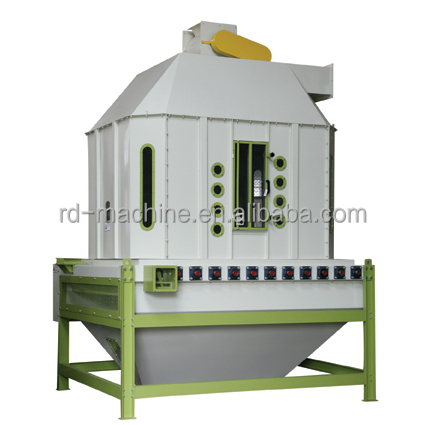 High quality feed pellet swing cooler machine